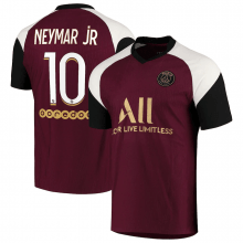 Третья футболка ПСЖ 2020-2021 Неймар