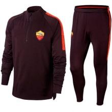 Взрослый красный костюм Ромы 18-19
