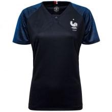 Женская домашняя футболка сборной Франции на ЧМ 2018
