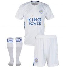 Детская гостевая футбольная форма Лестер Сити 2020-2021