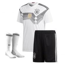 Комплект футбольной формы сборной Германии на ЧМ 2018
