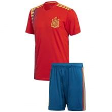 Комплект футбольной формы сборной Испании на ЧМ 2018