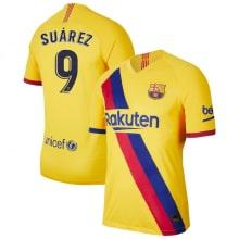 Гостевая футболка Барселоны 2019-2020 Луис Суарес