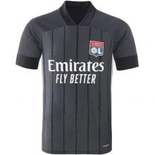 Гостевая игровая футболка Лион 2020-2021