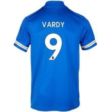 Домашняя игровая футболка Лестер Сити VARDY 2020-2021