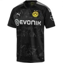 Гостевая футболка Боруссии Дортмунд 2019-2020 Витсель спереди