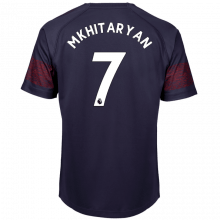 Гостевая футболка Арсенала Генрих Мхитарян 2018-2019