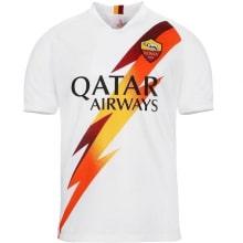 Гостевая игровая футболка Ромы 2019-2020