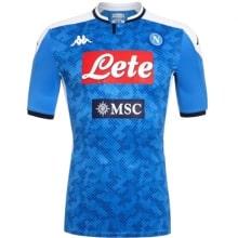 Домашняя игровая футболка Наполи 2019-2020