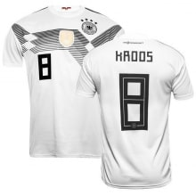 Футболка сборной Германии на ЧМ 2018 Тони Кроос