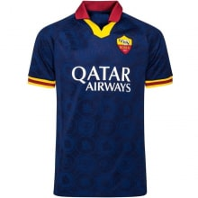 Третья игровая футболка Ромы 2019-2020