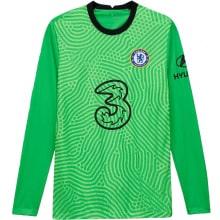 Вратарская домашняя футболка Челси 2020-2021