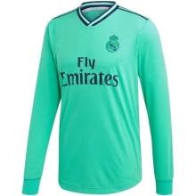 Третья майка Реал Мадрид с длинными рукавами 2019-2020