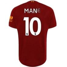 Домашняя футболка Ливерпуля 2019-2020 Садио Мане