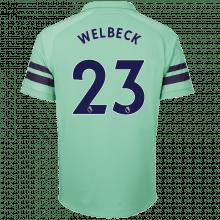 Третья футболка Арсенала Дэнни Уэлбек 2018-2019