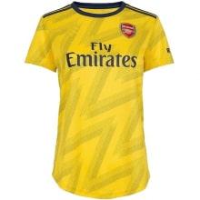 Женская гостевая футболка Арсенала 2019-2020