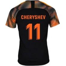 Гостевая футболка Денис Черышев 2019-2020