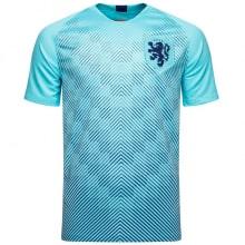 Гостевая футболка сборной Голландии сезона 2018-2019