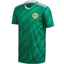 Домашняя футболка Северной Ирландии на ЕВРО 20-21
