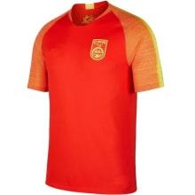 Домашняя игровая футболка сборной Китая 2019-2020