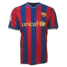 Домашняя ретро футболка Барселоны 2005-2006