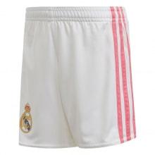 Детский комплект домашней формы Реал Мадрид 2020-2021 шорты