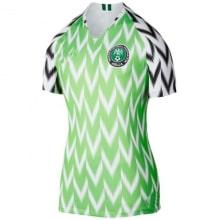 Женская домашняя футболка сборной Нигерии на ЧМ 2018