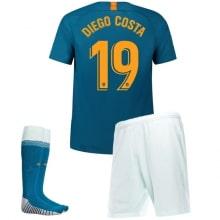 Детская третья футбольная форма Диего Коста 2018-2019