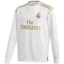 Домашняя майка Реал Мадрид с длинными рукавами 2019-2020