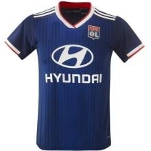 Гостевая игровая футболка Лион 2019-2020