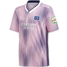 Гостевая игровая футболка Гамбург 2019-2020