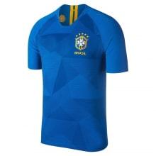 Гостевая футболка сборной Бразилии на чемпионат мира 2018