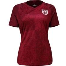 Женская гостевая футболка Англии 2019-2020