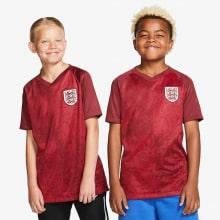 Детская гостевая футбольная форма Англии 2019-2020