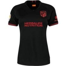 Женская гостевая футболка Атлетико Мадрид 2019-2020