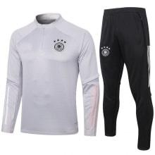 Черно белый костюм сборной Германии по футболу 2020-2021