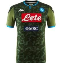 Гостевая игровая футболка Наполи 2019-2020