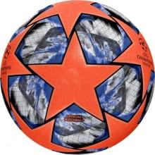 Ораньжево-синий Мяч ЛЧ по футболу 19-20 финал в Стамбуле
