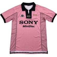Гостевая ретро футболка Ювентуса 1997-1998