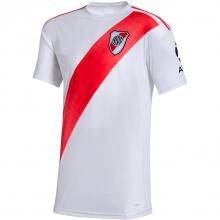 Домашняя игровая футболка Ривер Плейт 2019-2020