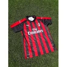 Домашняя игровая футболка Милан 2018-2019
