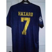 Гостевая игровая футболка Реал Мадрид 2019-2020 HAZARD
