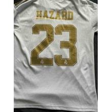Домашняя футболка Реал Мадрид 2019-2020 HAZARD