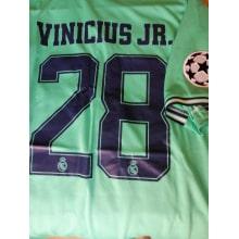 Третья игровая футболка Реал Мадрид 2019-2020 Виниссиус