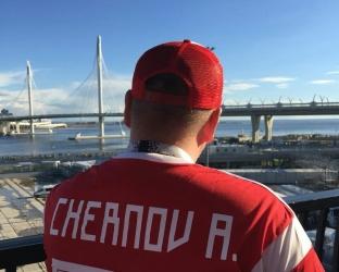 Футболка сборноф России на Чемпионат Мира по футболу 2018 года