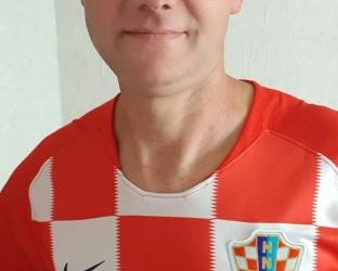 Футболка сборной Хорватии на Чемпионат Мира по футболу 2018